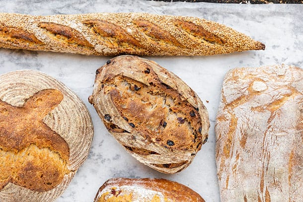 Milo & Olive_Assortment of Breads 2_Photo Credit Jakob Layman