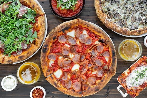 Milo & Olive_Pizzas, Pasta, Meatballs & Beer_Photo Credit Jakob Layman