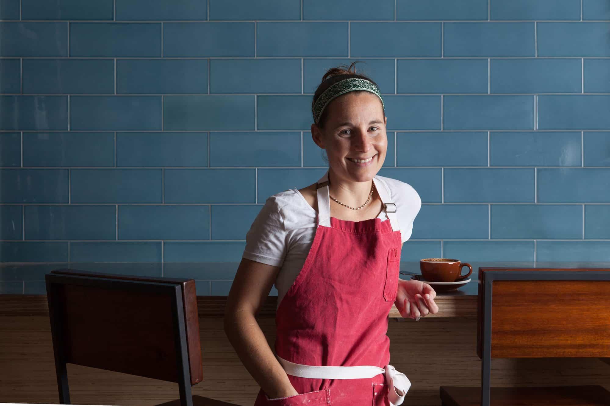 Executive Chef Erin Eastland